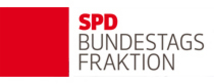 Banner: SPD Bundestagsfraktion