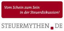 Banner: Steuermythen