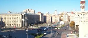 Kiew - Zentrum, Foto: Wikimedia